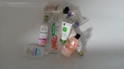 Shampoo, Doucheschuim, Badschuim, Scrub